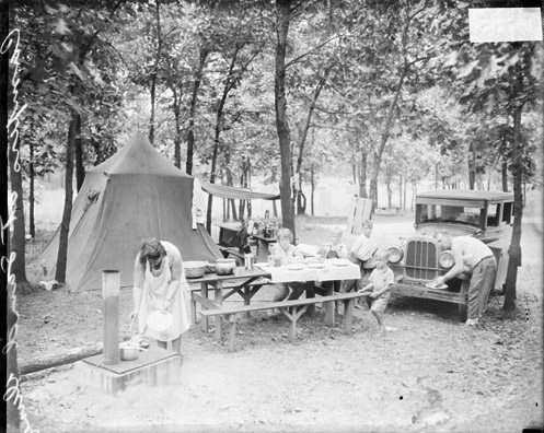 Indiana Dunes State Park Tent C&ing  sc 1 st  Porter County Indiana GenWeb - Photographs u0026 Historical Images & Porter County Indiana GenWeb - Photographs u0026 Historical Images